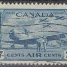 1942-1943 Canada Airmail (used)