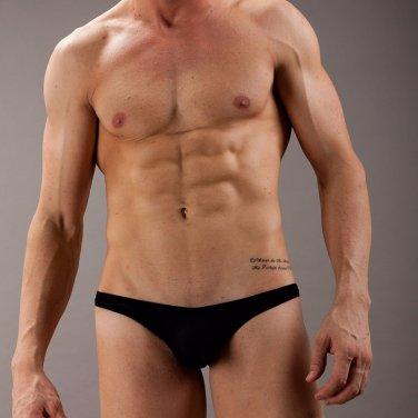 Sexy Men Lingerie Black color Mesh / Sheer MALE underwear ml-WJ00230
