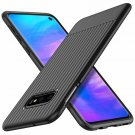 Samsung Galaxy S10e Case with AntiScratch Shock Absorption Cover Slim Black