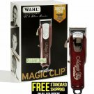 Wahl Professional 5-Star Cord/Cordless Magic Clip #8148 for Barbers Stylists,NEW