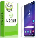 Galaxy S10 Plus S10 IQ Shield Screen Protector 2Pack No Bubble Fingerprint Works