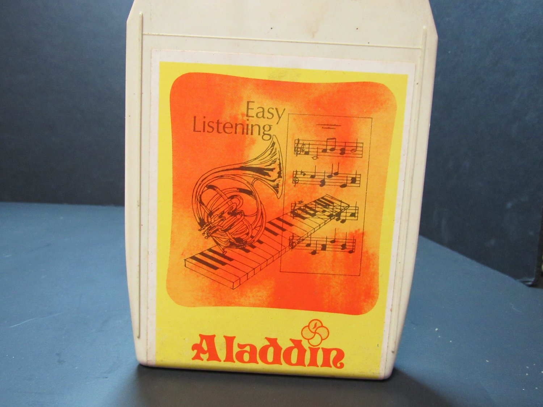 Easy Listening Aladdin - 8 Track (E-1301)