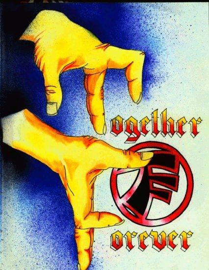 Together Forever - Print