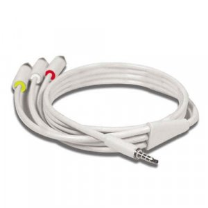 Macally Audio and Video Cable for iPod