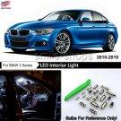 Error Free Bright White Interior LED Light Package For BMW E90 E91 E92 3 Series