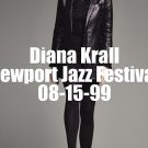 DIANA KRALL - The Newport Gigs 1998/1999 - DVD R