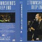 "PETE TOWNSHEND Deep End feat. David Gilmour ""Live: Brixton Academy'85"" DVD R"