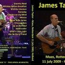"JAMES TAYLOR ""Live At North Sea Jazz Festival 2009"" DVD R"