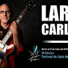 "LARRY CARLTON ""Live In Spain 2010"" DVD R"