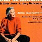 "John MCLAUGHLIN / Joey DE FRANCESCO / Elvin Jones ""Antibes 1996"" Dvd R Rare"