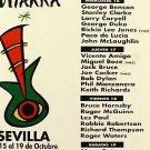 "COMPLETE GUITAR LEGENDS 1992 ""Expo Sevilla 1992"" 5 Dvd R"