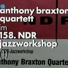 "ANTHONY BRAXTON 4tet ""Ndr Jazzworkshop 1981"" DVD R Rare"