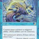 Magic the Gathering Card - Stifle (Onslaught)