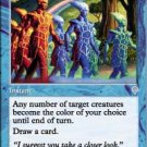 Magic the Gathering Card - Sway of Illusion (Invasion)