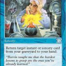 Magic the Gathering Card - Relearn (Sixth Edition)