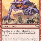 Magic the Gathering Card - Megatog (Mirrodin)