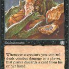 Magic the Gathering Card - Larceny (Mercadian Masques)