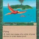 Magic the Gathering Card - Birds of Paradise (Sixth Edition)