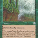 Magic the Gathering Card - Desert Twister (Mercadian Masques)