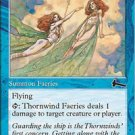 (4) Magic the Gathering Cards - Thornwind Faeries