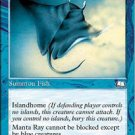 (4) Magic the Gathering Cards - Manta Ray