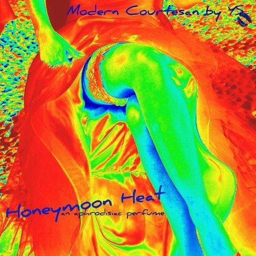 Honeymoon Heat~ Perfume Oil
