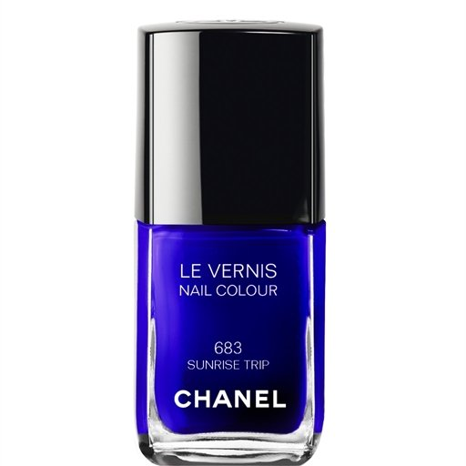 CHANEL Spring 2016 Le Vernis Nail Gloss Polish 683 SUNRISE TRIP Limited Edition