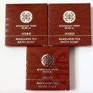 3 x 50g Shanghai Tang MANDARIN TEA Perfumed Bath Soap Bar Hotel Travel Lot Set