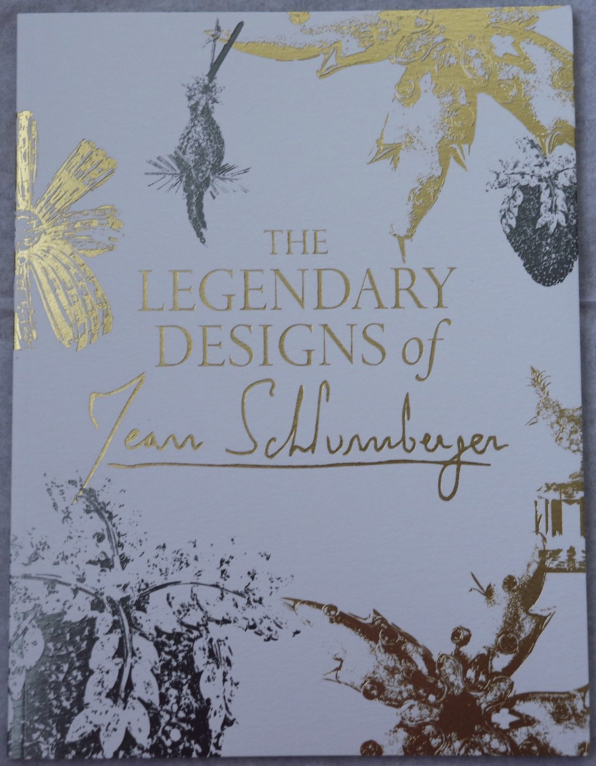 Tiffany & Co Catalog 2019 Limited Edition Jean Schlumberger Legendary Designs