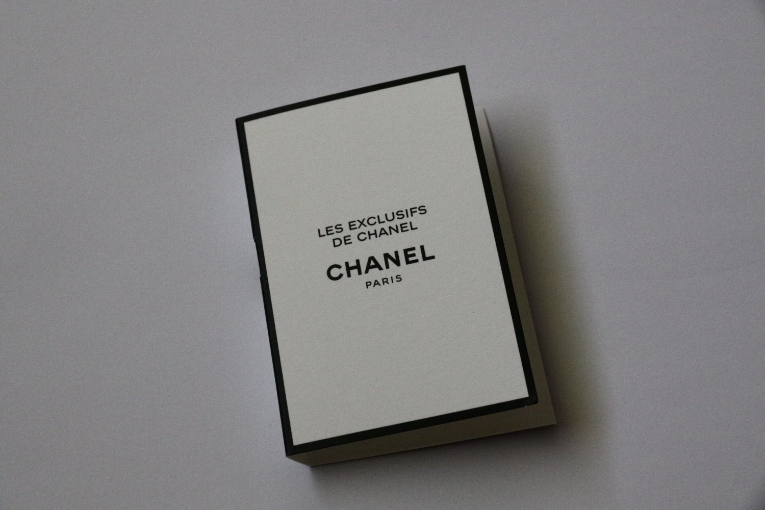 Chanel Les Exclusifs Misia Eau de Parfum Perfume Sample Spray 1.5 ml .05 oz New