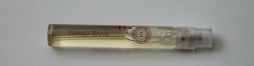 Hermes Hermessence Paprika Brasil Eau de Toilette Spray 4 ml Travel Sample EDT