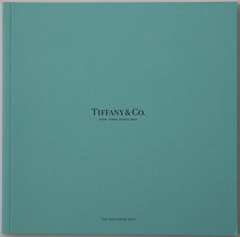 Tiffany & Co. The Blue Book 2014 Jewelry Catalog