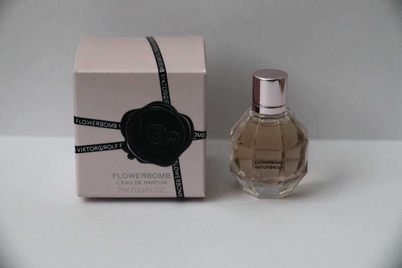 Viktor & Rolf Flowerbomb Perfume Mini Eau de Parfum EDP Perfume