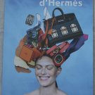 Hermes Le Monde d`Hermes Autumn Fall Winter 2019 Magazine Catalog No 75 New