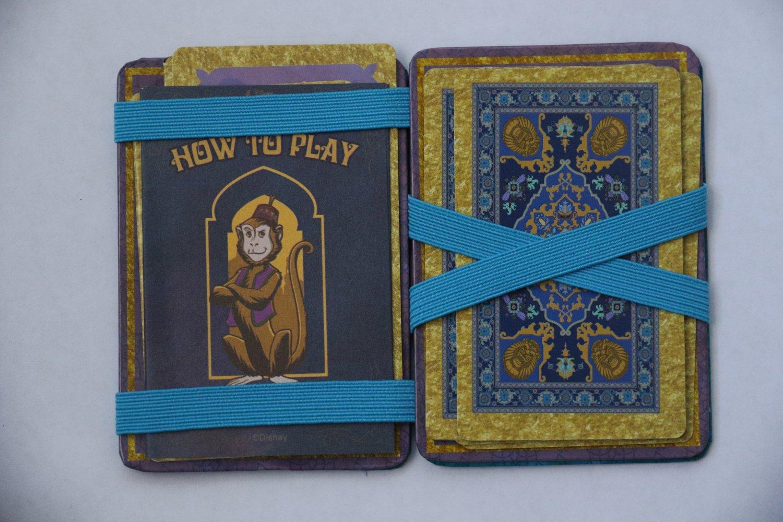 Aladdin Disney Card Magic Board Game