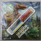 Disney PIXAR Dinosaur Color and Draw Adventure Activity Book