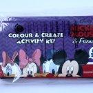 Disney Mickey Mouse & Friends Children Kids Color Kit