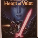 Heart of Valor by L.J Smith - 1st Paperback Edition