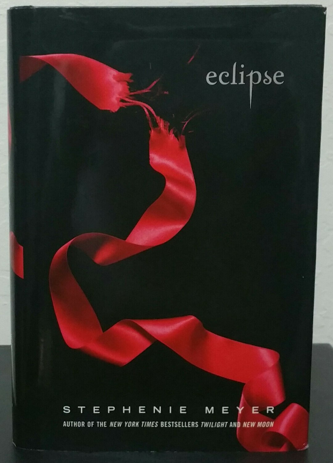 Eclipse by Stephenie Meyer - Signed 1st Hb. Edn.