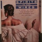 Spirits in the Wires by Charles de Lint - Signed 1st Hb. Edn.