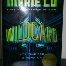 Wildcard by Marie Lu vol. 2 of Warcross - Signed 1st Hb. Edn.