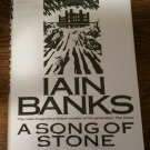 A Song Of Stone by Iain Banks - Signed 1st Hb. Edn.