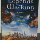 Legends Walking by Jane Lindskold - Signed 1st Pb. Edn.