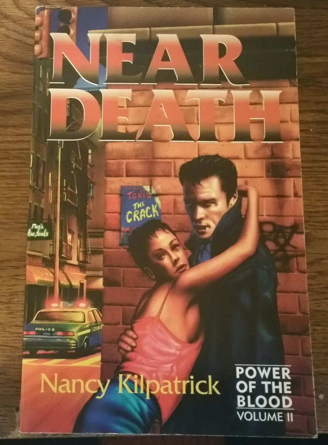 Near Death: Power of the Blood Vol. II by Nancy Kilpatrick  - 1st Pb. Edn.