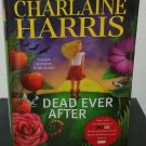 Dead Ever After by Charlaine Harris - Signed 1st Hb. Edn.
