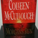 Morgan's Run by Colleen McCullough - Signed 1st Hb. Edn.