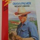 Nelson's Brand by Diana Palmer