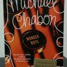 Wonder Boys by Michael Chabon - Signed Trade Pb.