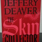 The Skin Collector by Jeffery Deaver-Signed 1st HC Edn.