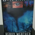 Heavy Weather by Bruce Sterling - Signed 1st Hb. Edn.